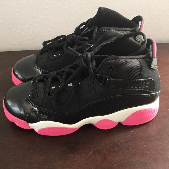 Shoes | Jordan 6 Rings Girls Grade